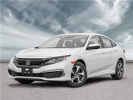 2021 Honda Civic LX (Stk: I210080) in Mississauga - Image 1 of 23
