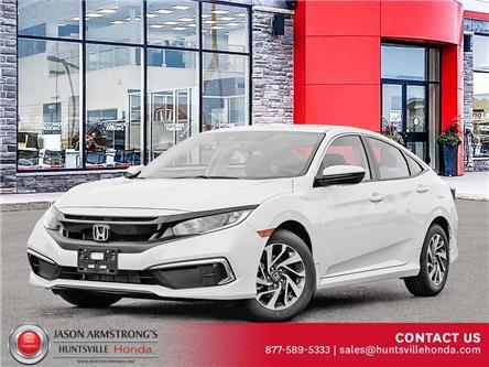 2021 Honda Civic EX (Stk: 221032) in Huntsville - Image 1 of 23