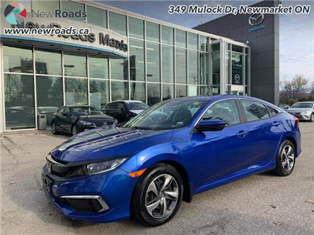 2019 Honda Civic LX CVT (Stk: 41887A) in Newmarket - Image 1 of 30