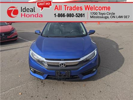 2017 Honda Civic Touring (Stk: I201220A) in Mississauga - Image 1 of 22