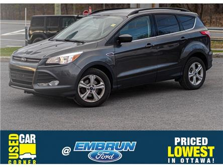 2016 Ford Escape SE (Stk: 40-3071) in Embrun - Image 1 of 17