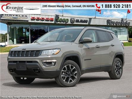 2021 Jeep Compass Sport (Stk: N21031) in Cornwall - Image 1 of 23