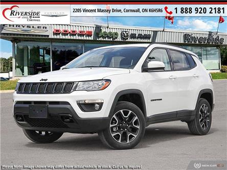 2021 Jeep Compass Sport (Stk: N21033) in Cornwall - Image 1 of 23