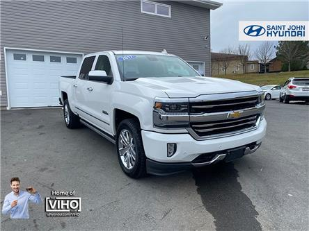 2017 Chevrolet Silverado 1500 High Country (Stk: U2957) in Saint John - Image 1 of 21