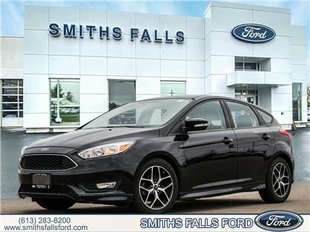 2017 Ford Focus SE (Stk: W1134) in Smiths Falls - Image 1 of 15