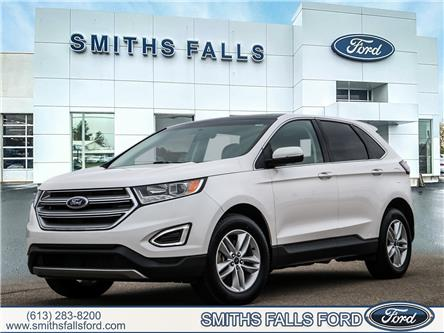 2017 Ford Edge SEL (Stk: W1132) in Smiths Falls - Image 1 of 30
