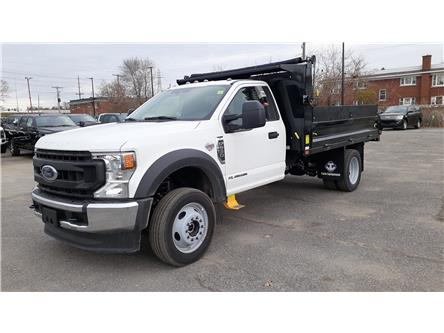 2020 Ford F-550 Chassis XL (Stk: 2009230) in Ottawa - Image 1 of 9