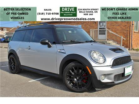 2010 MINI Cooper S Clubman Base (Stk: B0028A) in Belle River - Image 1 of 26