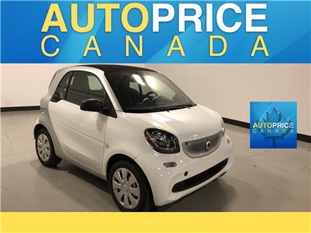 2018 Smart fortwo electric drive Passion (Stk: H2124A) in Mississauga - Image 1 of 25