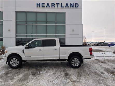2019 Ford F-350 Platinum (Stk: LSD255A) in Fort Saskatchewan - Image 1 of 33