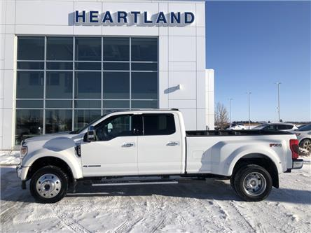 2020 Ford F-450 King Ranch (Stk: B10876) in Fort Saskatchewan - Image 1 of 31