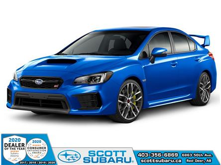 2020 Subaru WRX STI Sport (Stk: 825875) in Red Deer - Image 1 of 10