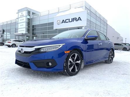 2018 Honda Civic Touring (Stk: 50142B) in Saskatoon - Image 1 of 23