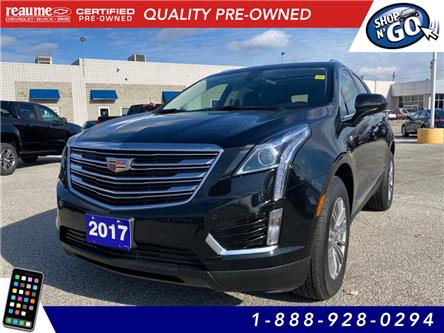 2017 Cadillac XT5 Luxury (Stk: L-4408) in LaSalle - Image 1 of 28