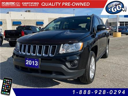2013 Jeep Compass Sport/North (Stk: 20-0738B) in LaSalle - Image 1 of 23