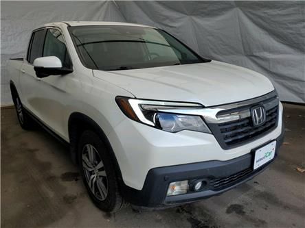2017 Honda Ridgeline EX-L (Stk: IU2122) in Thunder Bay - Image 1 of 13