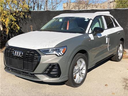 2021 Audi Q3 45 Progressiv (Stk: 210049) in Toronto - Image 1 of 5