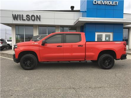 2019 Chevrolet Silverado 1500 LT Trail Boss (Stk: 21046A) in Temiskaming Shores - Image 1 of 20