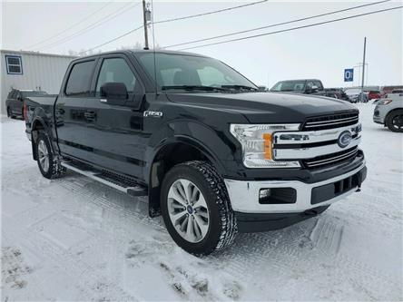 2018 Ford F-150 Lariat (Stk: 20256A) in Wilkie - Image 1 of 24