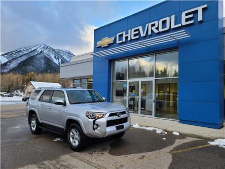 2018 Toyota 4Runner SR5 (Stk: 02829L) in Fernie - Image 1 of 13