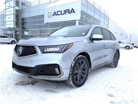 2019 Acura MDX A-Spec (Stk: A4279) in Saskatoon - Image 1 of 29