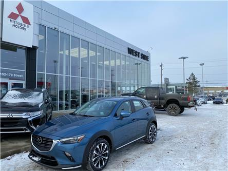 2019 Mazda CX-3 GT (Stk: K3354) in Edmonton - Image 1 of 23