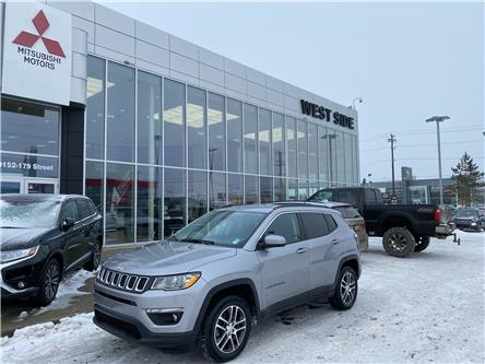 2018 Jeep Compass North (Stk: BM3966) in Edmonton - Image 1 of 26