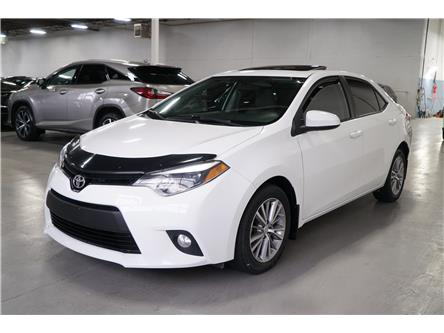 2014 Toyota Corolla LE (Stk: 183748) in Vaughan - Image 1 of 24