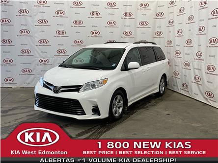 2019 Toyota Sienna LE 8-Passenger (Stk: 7667) in Edmonton - Image 1 of 24