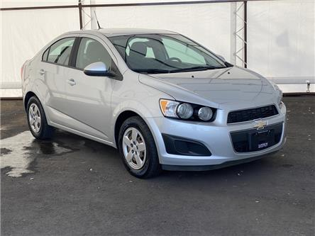 2013 Chevrolet Sonic LS Auto (Stk: 17025A) in Thunder Bay - Image 1 of 16