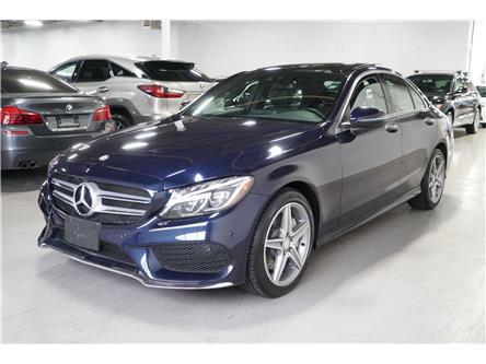 2017 Mercedes-Benz C-Class Base (Stk: 192145) in Vaughan - Image 1 of 36