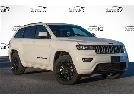 2021 Jeep Grand Cherokee Laredo (Stk: 34494) in Barrie - Image 1 of 28