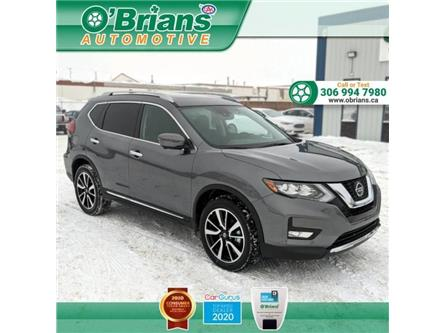 2020 Nissan Rogue SL (Stk: 13972A) in Saskatoon - Image 1 of 24