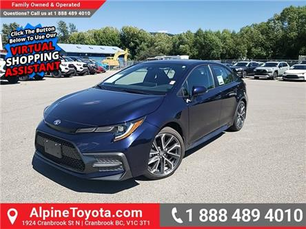 2020 Toyota Corolla SE (Stk: P006765) in Cranbrook - Image 1 of 24