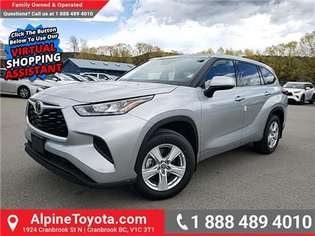 2020 Toyota Highlander LE (Stk: S018129) in Cranbrook - Image 1 of 23
