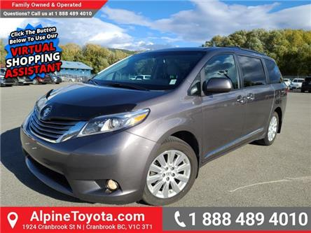 2015 Toyota Sienna  (Stk: S110126) in Cranbrook - Image 1 of 25