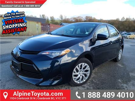 2019 Toyota Corolla LE (Stk: P154033A) in Cranbrook - Image 1 of 21