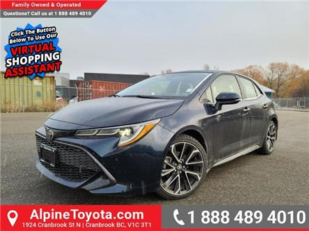 2019 Toyota Corolla Hatchback Base (Stk: 3009533M) in Cranbrook - Image 1 of 23