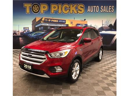 2018 Ford Escape SEL (Stk: C93914) in NORTH BAY - Image 1 of 28