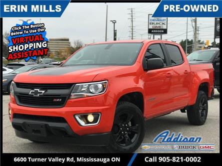 2020 Chevrolet Colorado Z71 (Stk: UM94767) in Mississauga - Image 1 of 23