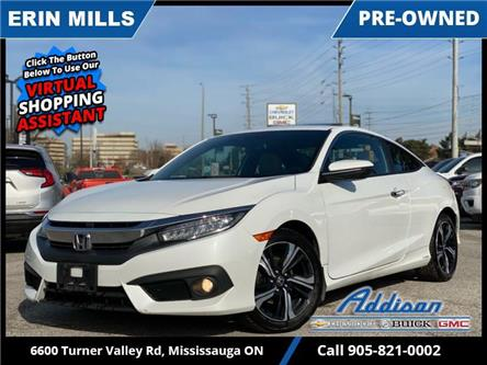 2017 Honda Civic Touring (Stk: UM51228) in Mississauga - Image 1 of 20