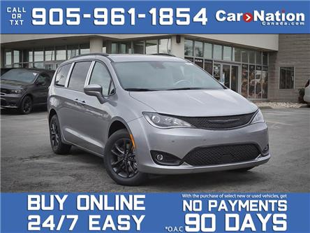 2020 Chrysler Pacifica Launch Edition| AWD| NAVI| LEATHER| BRAND NEW| (Stk: NOU-L806) in Burlington - Image 1 of 25