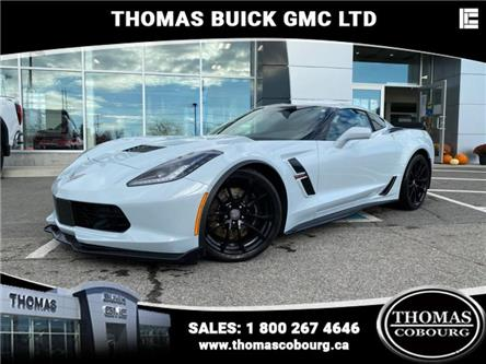 2019 Chevrolet Corvette Grand Sport (Stk: UC05947) in Cobourg - Image 1 of 29