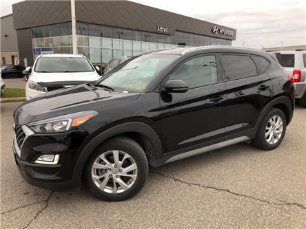 2020 Hyundai Tucson Preferred (Stk: 4376) in Brampton - Image 1 of 20