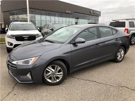 2019 Hyundai Elantra Preferred (Stk: 4379) in Brampton - Image 1 of 20