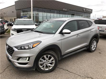 2020 Hyundai Tucson Preferred (Stk: 4375) in Brampton - Image 1 of 13