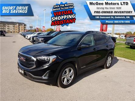 2019 GMC Terrain SLE (Stk: A266787) in Goderich - Image 1 of 30