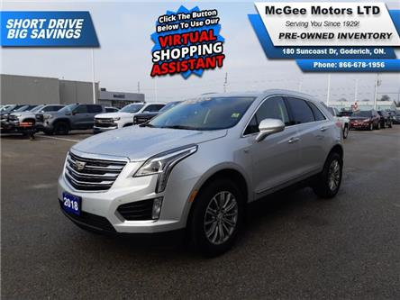 2018 Cadillac XT5 Luxury (Stk: 106824) in Goderich - Image 1 of 30