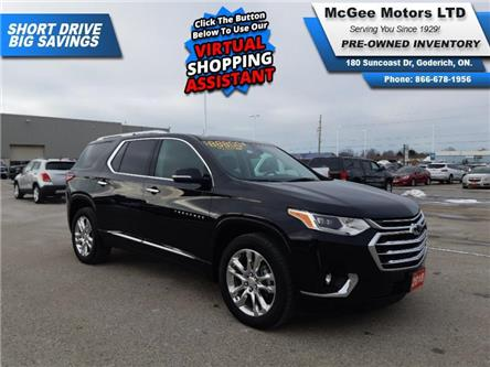 2018 Chevrolet Traverse High Country (Stk: J113133) in Goderich - Image 1 of 30