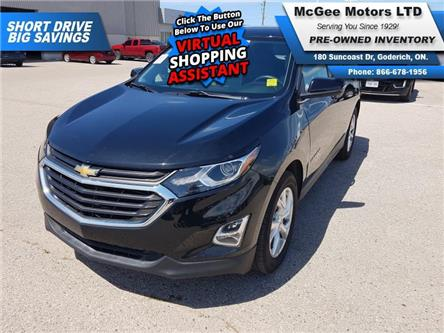 2019 Chevrolet Equinox LT (Stk: A276567) in Goderich - Image 1 of 30